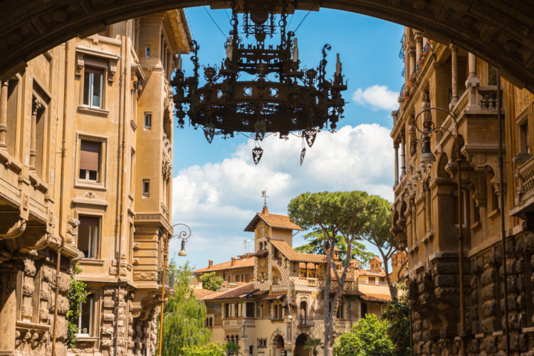 Immobilier Italie
