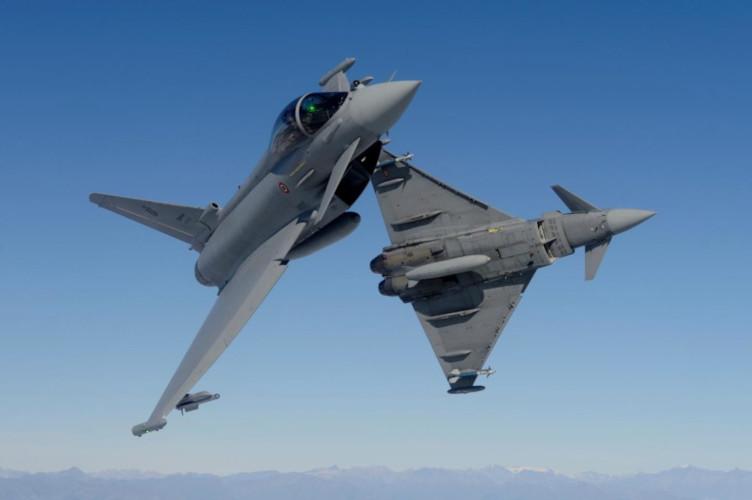 Leonardo Eurofighter Typhoon