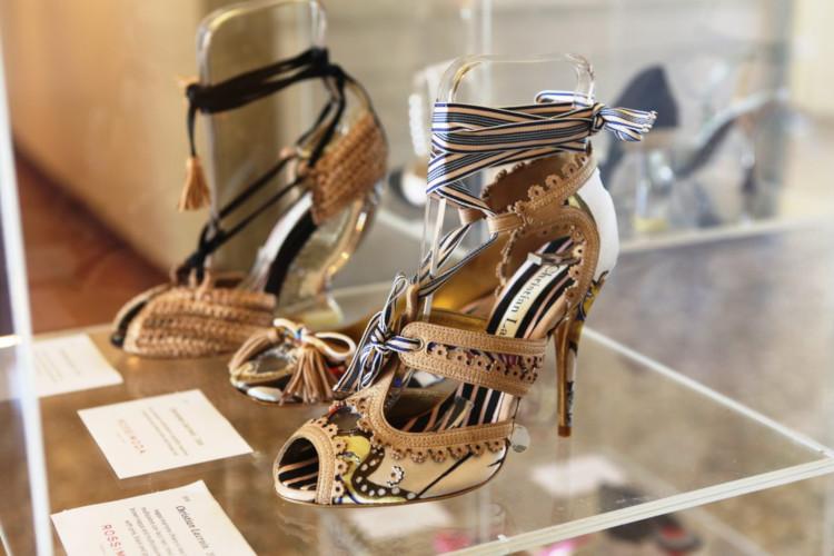 Chaussures de luxe en Vénétie