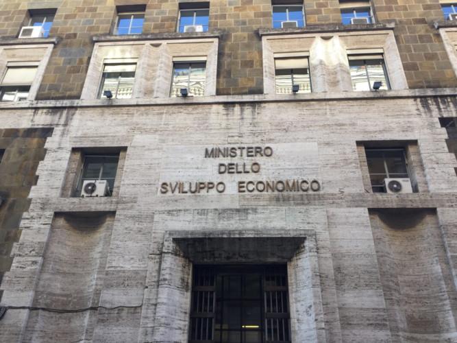 Ministère du Développement économique Italien