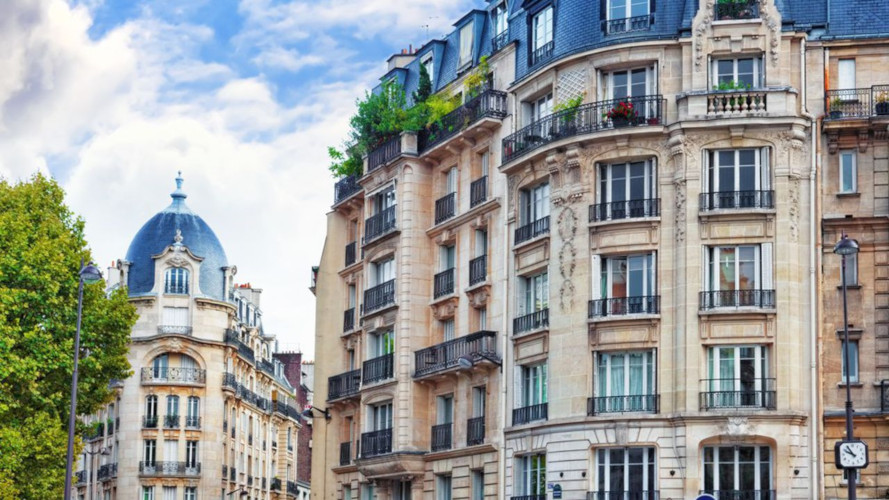 Mercato immobiliare in Francia